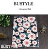 Wholesale 3D Daisy Custom Design Hard Plastic Case Cover for Apple iPad AIR 2 High Quality iPad Protector