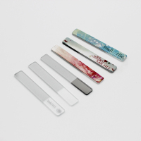 2018 Custom High Quality Nail File Nano Glass