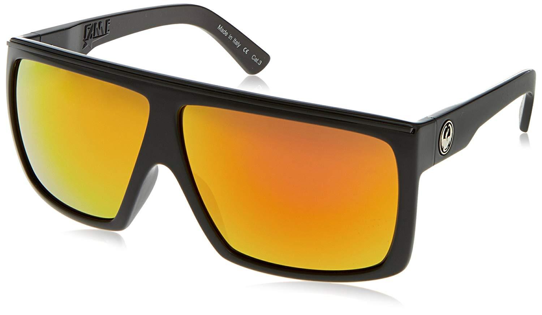 71a914a040c Buy Dragon Sunglasses Fame Large Fit Eyewear - Dragon Alliance Mens ...