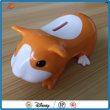 tin money box personalized money box