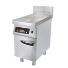 8.0kW 16L commercial electric deep fryer induction fryer
