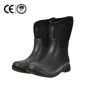New Arrival Wholesale Low Price Mens Waterproof Muck Boots Neoprene Rain Boots