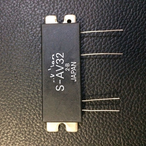 S-AV32 S-AV32A SAV32 S AV32 RF POWER AMPLIFIER MODULE