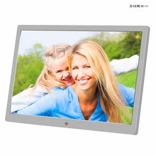 Panas <span class=keywords><strong>15</strong></span> <span class=keywords><strong>Inch</strong></span> Mesin Iklan <span class=keywords><strong>Digital</strong></span> Photo Frame LCD Player dengan Remote Control