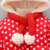 wholesale winter cute baby scarf  warm bunny ear baby jacket/coat