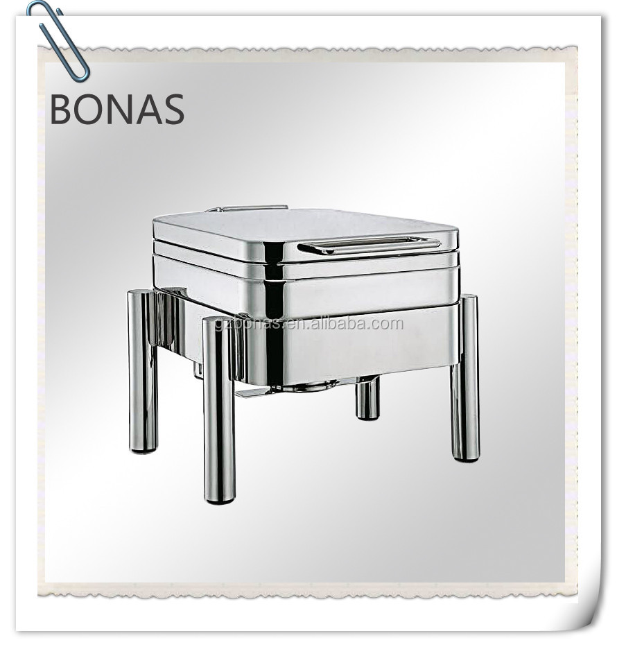 Rectangular chafing dish, stainless steel chaffing dishes, soup chafing dish