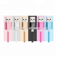 Micro-USB USB Type and Mobile Phone,Samsung Galaxy and Other smartphone Use micro usb cable with led light
