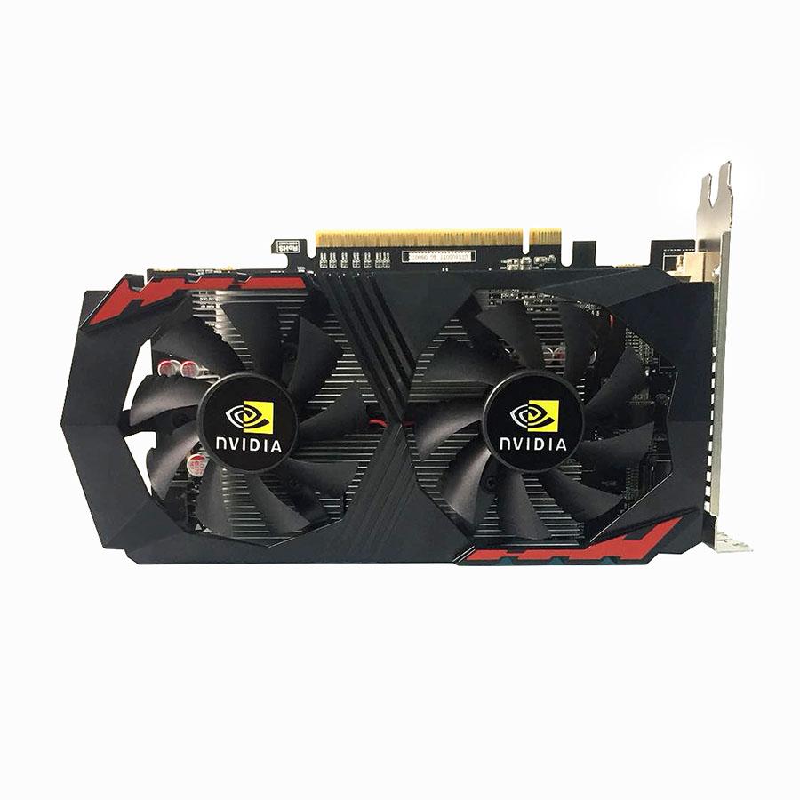 Geforce gtx 1050 ti ddr5 128 bit 4gb graphics card фото