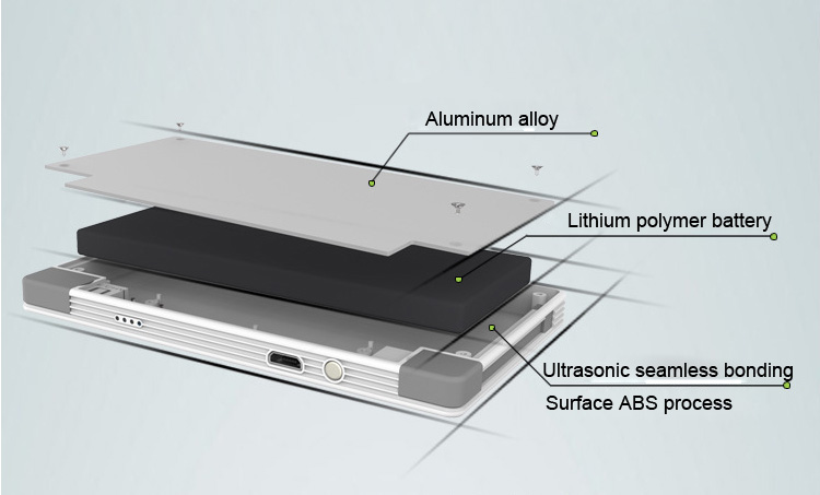 Multi power bank