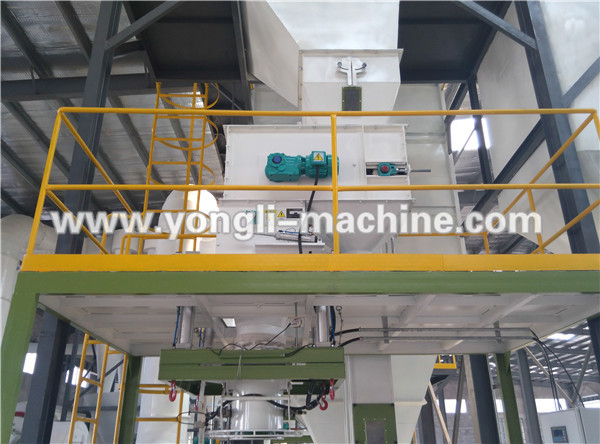 2017 new style general industrial equipment bagging machine for sand