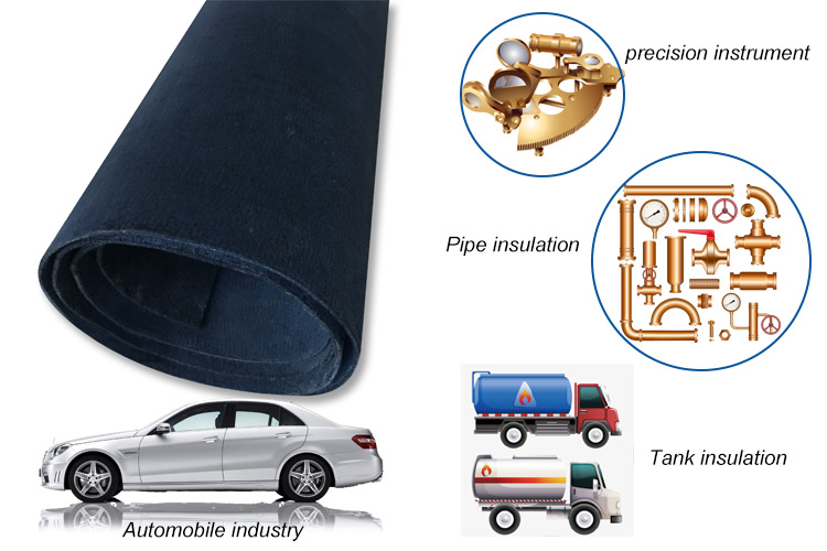 3m Aerogel Car Heat Insulation Film Material
