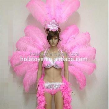 401b84d2ee7 Roze Samba Kostuum/carnaval Kostuums Samba/sexy Kostuum - Buy Samba ...