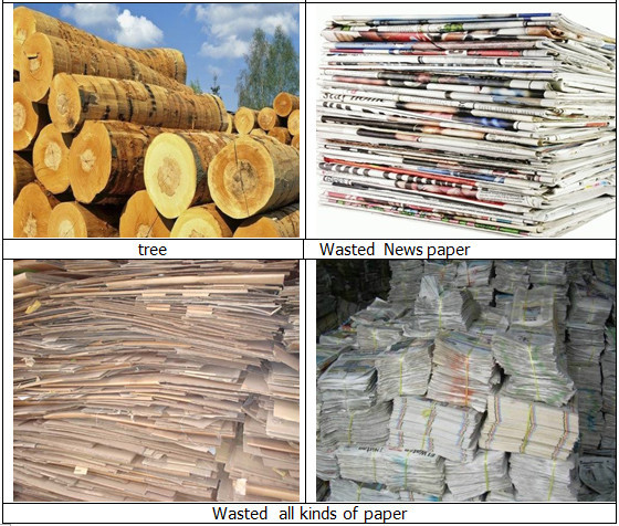 Raw material prices hit paper sector