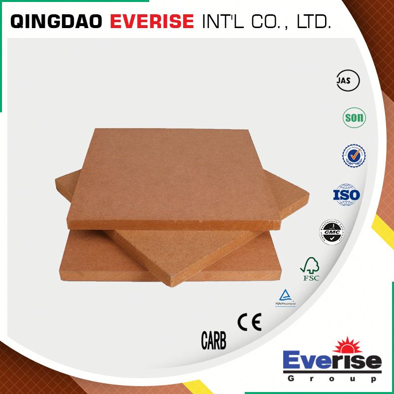 Cheap Price Big Size Sale First-Class Indoor Plain Mdf