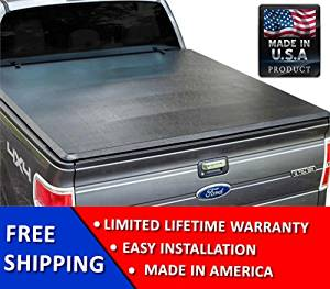 Gator Tri-Fold Tonneau Truck Bed Cover 59302-22440504 Ford F-150 2009-2014 6.5 ft Bed