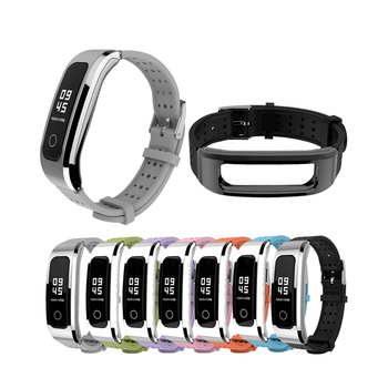 Mijobs watch strap for Huawei honor 4 running youth bracelet changeable watch strap honor band