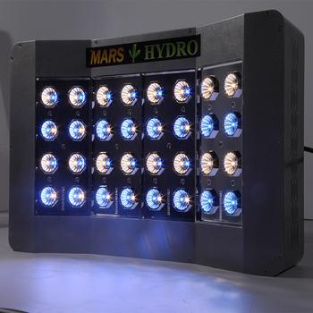 Mars Hydro Mars Pro Ii 128 Full Spectrum Led Grow Light Lamp ...