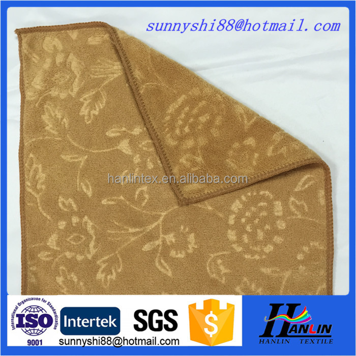 Wholesale cheap microfiber football printed kitchen towel/tea towel Microfiber Cleaning Cloths,Microfiber towel,Microfiber cloth