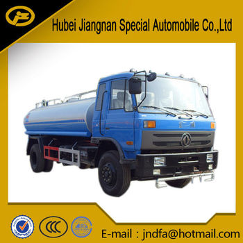 Dongfeng 10000L water tender trucks for sale