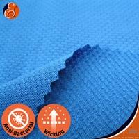 EYSAN AntiBacterial Wicking Polyester Spandex Mesh Functional Fabric
