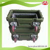 china factory high quality waterproof shockproof 6U rack flight case