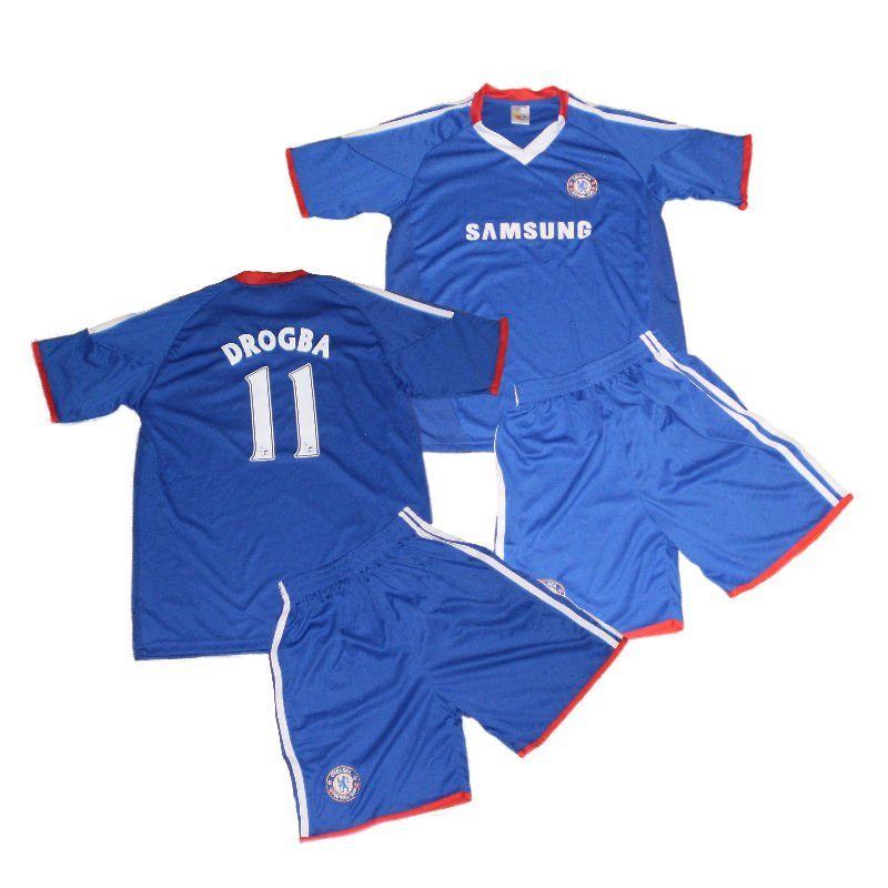 100% authentic f3413 58196 Youth Didier Drogba Soccer Football Jersey And Shorts Kit - Buy Kids Soccer  Jersey Soccer Football Shorts Kits Product on Alibaba.com