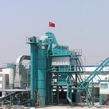 CE certified high quality 80tph hot mix asphalt plant