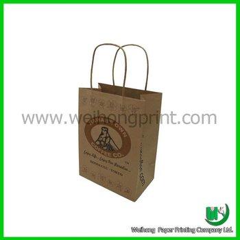 100 Brown Recycled Kraft Paper Bag Buy Kraft Paper Bag