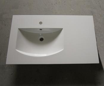 Wastafel Met Kast : Sanitair badkamer keramische kast wastafel sink promotie buy