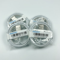 Original for apple iphone lightn ing usb cable Foxconn charger cable for iphone 5/6/7/8/X/MAX/XR/11