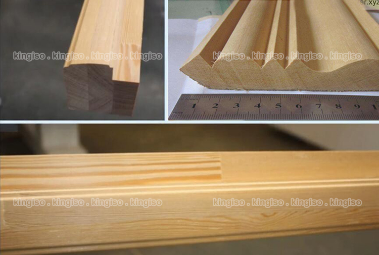 woodworking machine planer thicknesser for wood with high quality