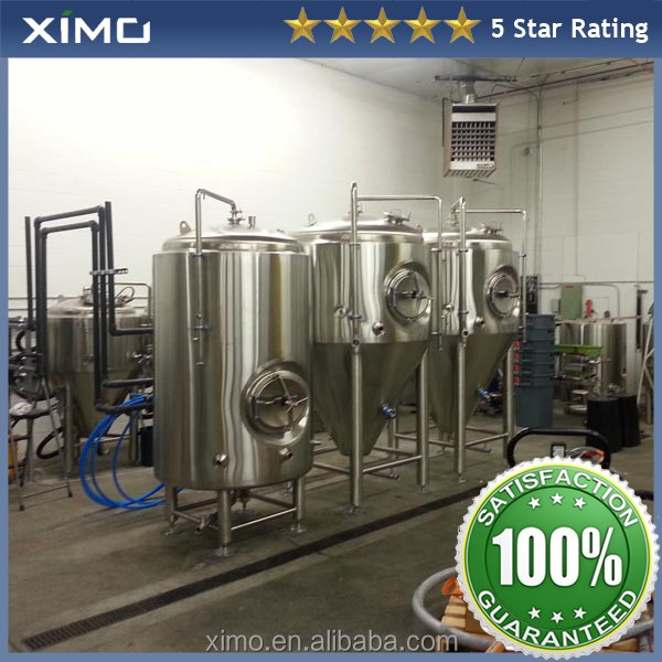 50 BBL complete brew house including fermentation and cooling system