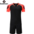 Di alta qualità soccer jersey blank world club di calcio jersey uniforme scolastica set di sublimazione 2017