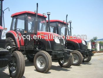 Yto 800 80hp Good Quality Big Power Agricultural Tractor For Sale