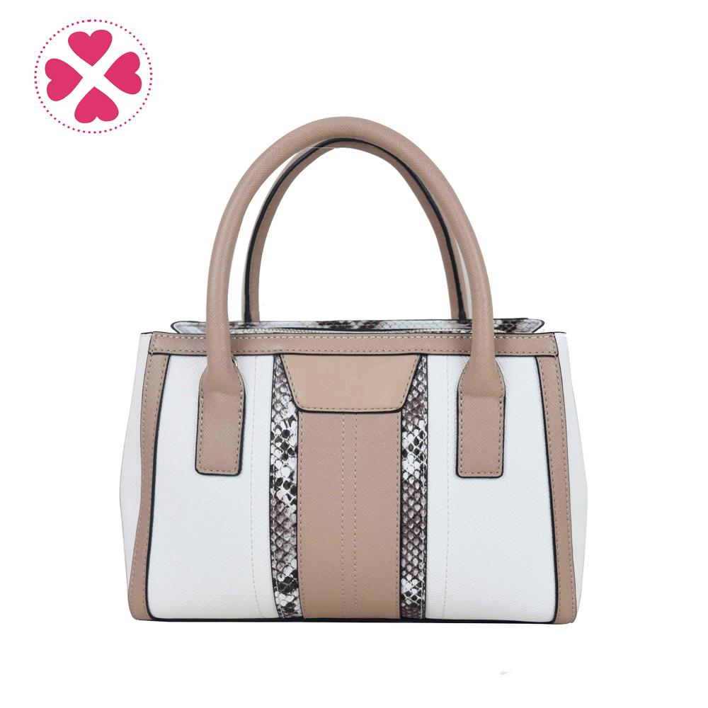 Manufacturer branded designers PU real leather women bags designer handbags f1f14920ae