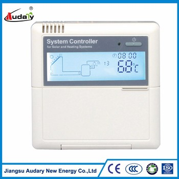 Solar Water System Controller Sr868c8 For Split Pressurized Solar ...