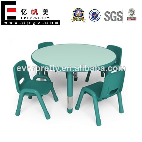 Vivero de conjuntos de muebles, los niños madera sillas de la mesa ...