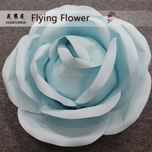 Newest special discount rose flower for wedding decoration