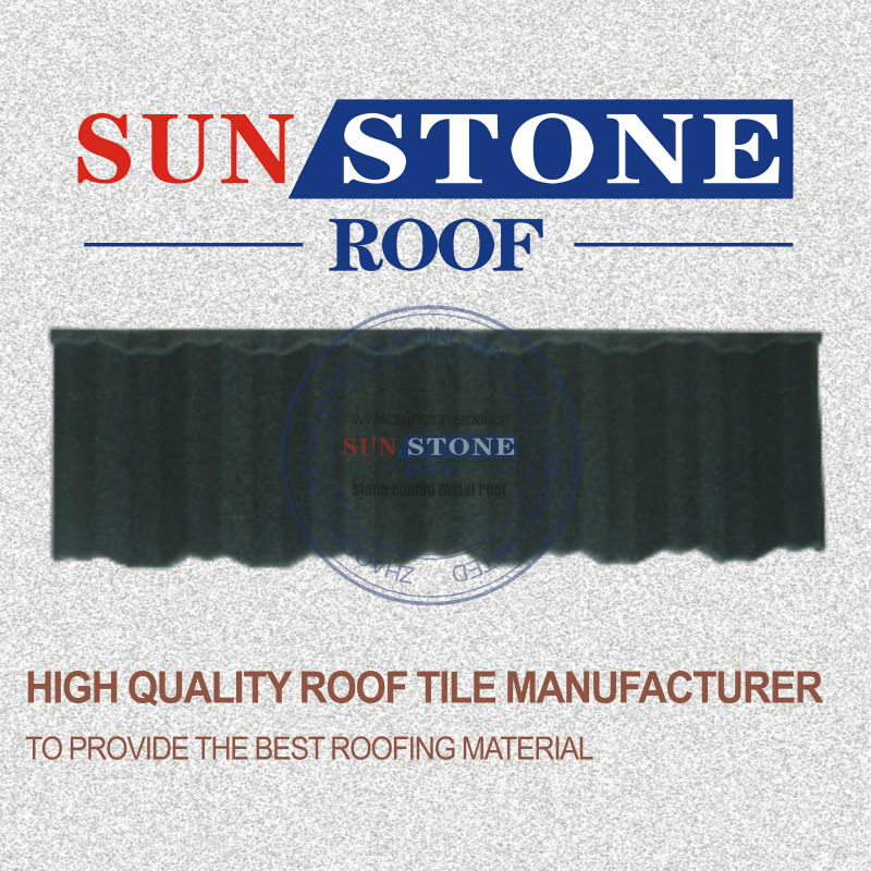 metro eco flat sheet roof tile materials