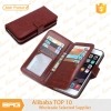 BRG Multifunction 2 in 1 Magnetic Detachable Leather Wallet Mobile Phone case for Apple iPhone 6s with Card slot&Stand Feature
