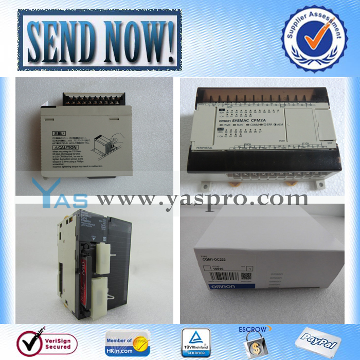 new product Omron plc controller automation C500-AD001