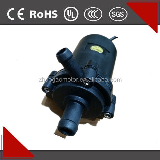24v brushless dc water pump solar sumersible water pump high pressure large flow rate (CE, UL, ROHS,FCC, SGS,FDA )