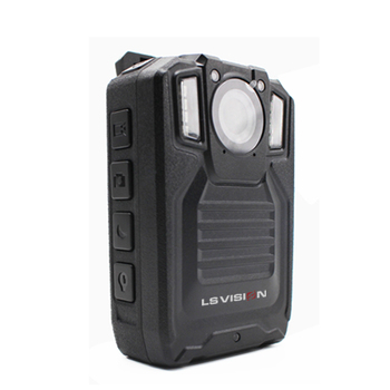 LS VISION Mini 140 Wide Angle 1080P 30FPS Post- Record GPS Body Worn Camera Support Long Night Vision With Strong Battery