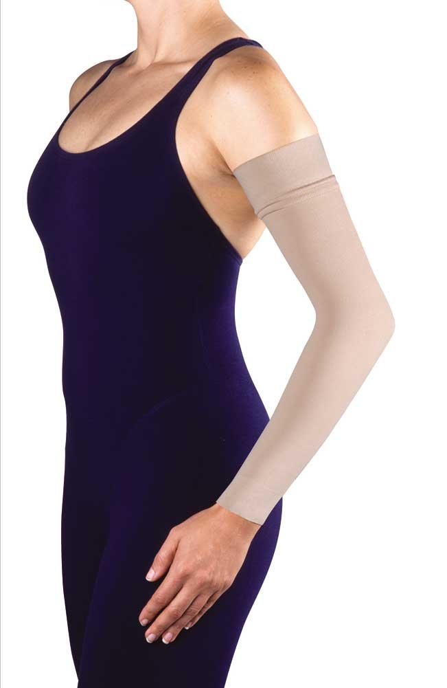 "Ready-to-Wear Arm Sleeve & Gauntlet - 15-20mmHg Gauntlet ONLY Small Cir. Palm 53/8""-75/8"" Wrist 57/8""-73/8"""