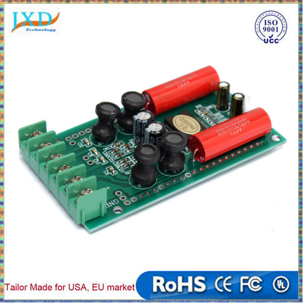 Electric Unit Circuit Board Amplifier Board Module 12V 2x15W Mini TA2024 HIFI Digital Audio AMP