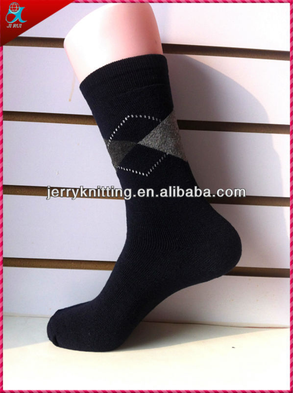 winter thick crew sock