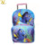 New Cartoon Children Finding Dory Backpack With Lunch Bag, Cute Trolley School Bag