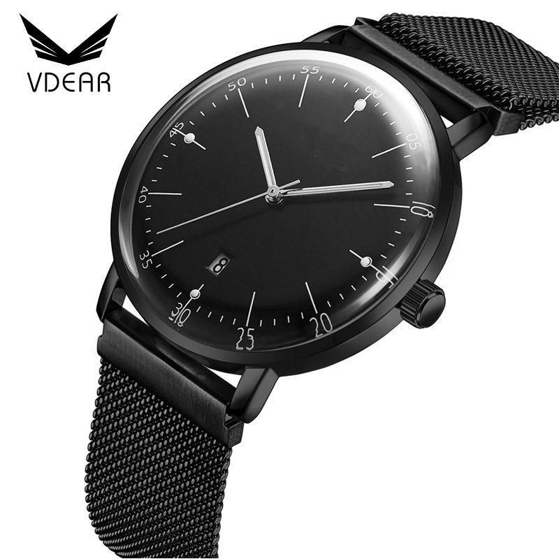 Best seller style day function luxury watches fashion men top brand watches men 2017 new