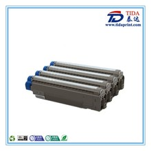 Compatible toner for OKI C801 C821 Color Print Cartridge