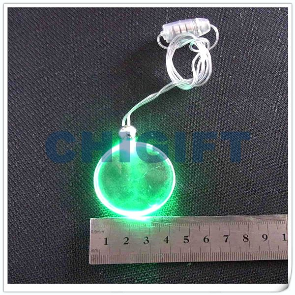 Profitable Small Business Ideas Plastic LED Necklace